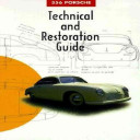 356 Porsche Technical and Restoration Guide Book Cover