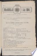 1 juli 1884