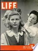 26 avr. 1943