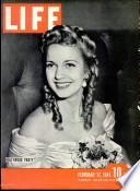 17 févr. 1941